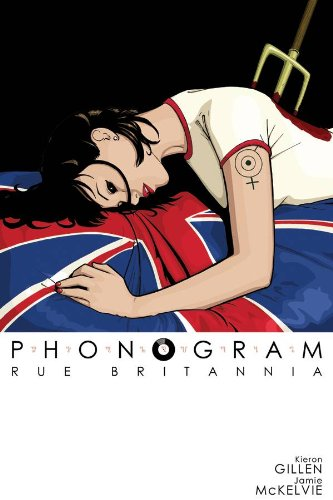 Phonogram Volume 1: Rue Britannia from Image Comics