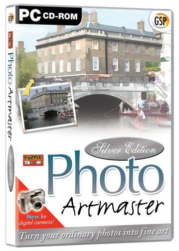 Photo Art Master - Silver from Avanquest Software