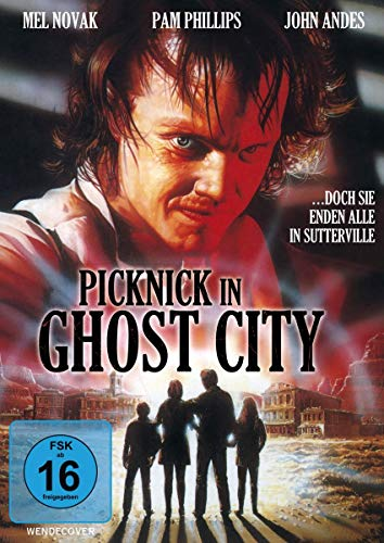 Picknick in Ghost-City (FSK 16 Jahre) DVD from ALIVE AG
