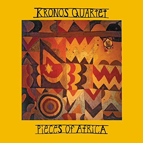 Pieces of Africa from Nonesuch