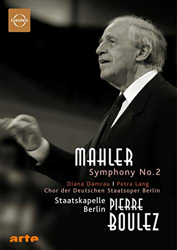 Pierre Boulez conducts Mahler: Symphony No.2 [DVD] [2007] from EuroArts
