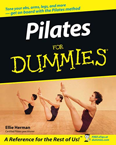 Pilates For Dummies from For Dummies