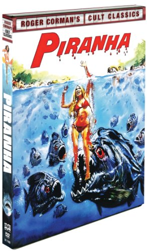 Piranha [DVD] [1978] [Region 1] [US Import] [NTSC] from Shout Factory