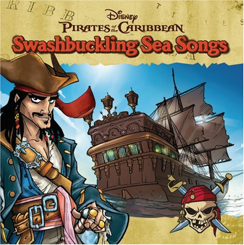 Pirates Swashbuckling Sea Song