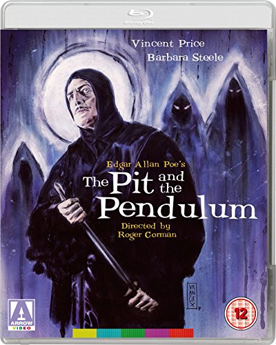 Pit and the Pendulum [Blu-ray] from Arrow Video