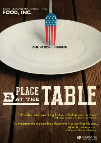 Place at the Table [DVD] [2012] [Region 1] [US Import] [NTSC] from Magnolia