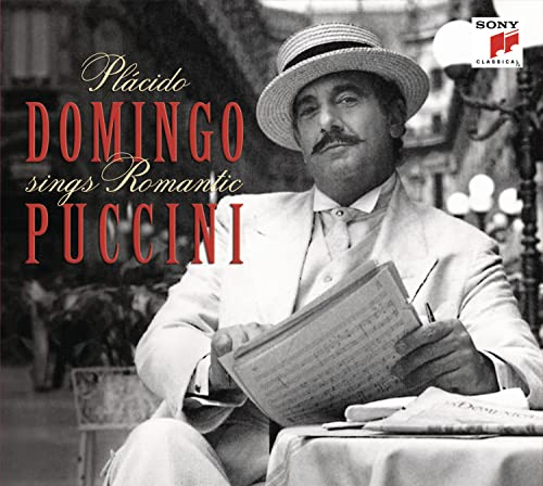 Placido Domingo Sings Romantic Puccini from SONY CLASSICAL
