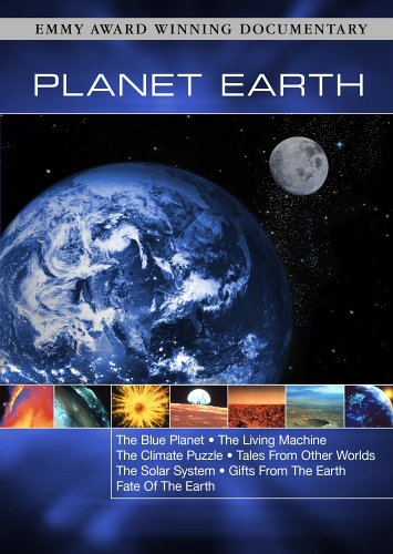 Planet Earth - 3 Disc Box Set Emmy Award Winning Documentary (Not BBC series) [DVD] from Odeon Entertainment