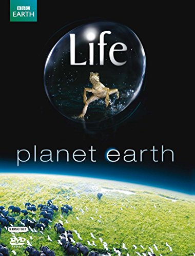 Planet Earth & Life Box Set [DVD] from BBC