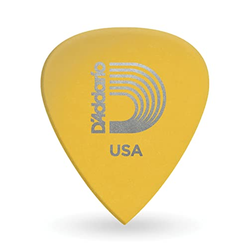 Planet Waves 6DYL3-10 .70mm Duralin Precision Light/Medium Picks - Yellow (Pack of 10) from Planet Waves