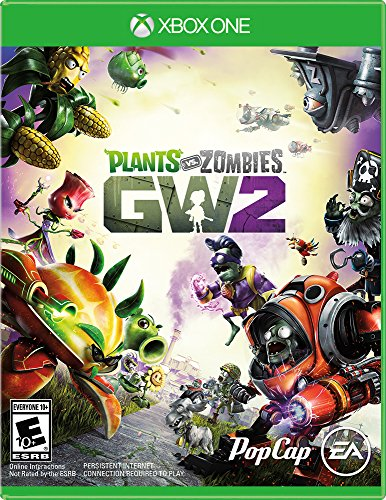 Plants Vs Zombies Garden W/Fare 2 from Electronic Arts