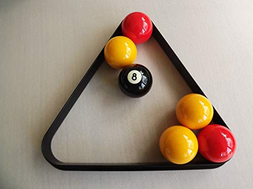 Plastic triangle for snooker / pool - for 15 x 2in balls