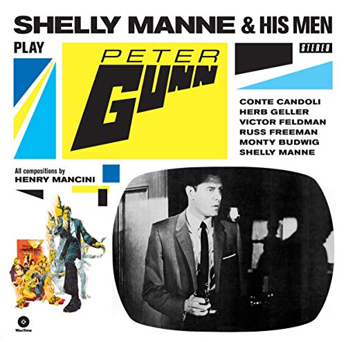 And His Men Play Peter Gunn - 180 Gram [VINYL] from WAX TIME RECORDS