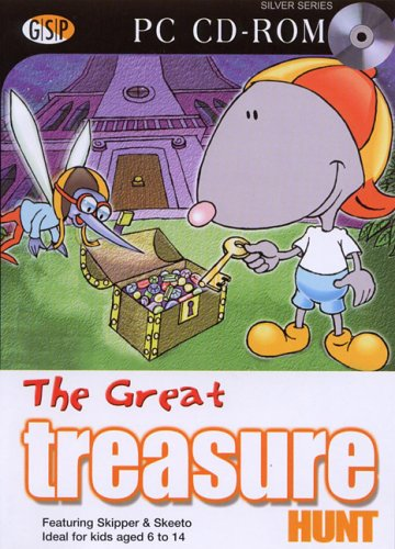 Play and Learn: The Great Treasure Hunt from GSP