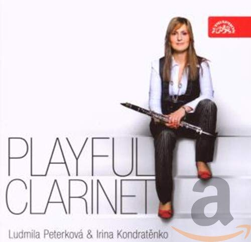 Playful Clarinet from Supraphon