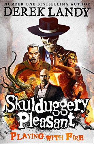 Playing with Fire (Skulduggery Pleasant - book 2) from HarperCollins Publishers