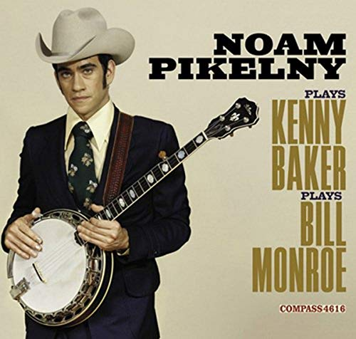 Plays Kenny Baker Plays Bill Monroe from COMPASS