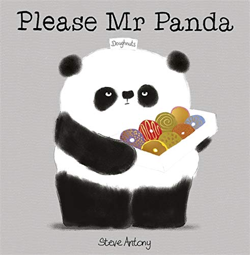 Please Mr Panda from Hodder Children's Books