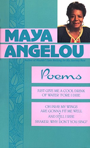 Poems of Maya Angelou from Bantam USA