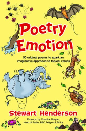 Poetry Emotion: 50 original poems to spark an imaginative approach to topical values from Barnabas in Schools