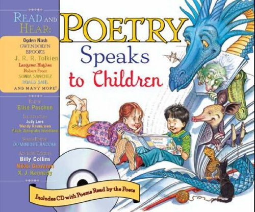 Poetry Speaks to Children (Read & Hear) (Poetry Speaks Experience) from Sourcebooks, Inc