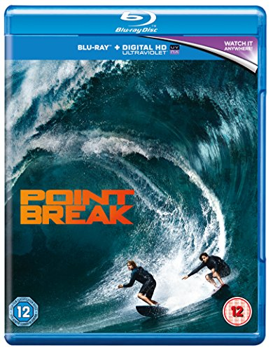 Point Break [2016] [Blu-ray] [2016] [Region A & B & C] from Warner Home Video