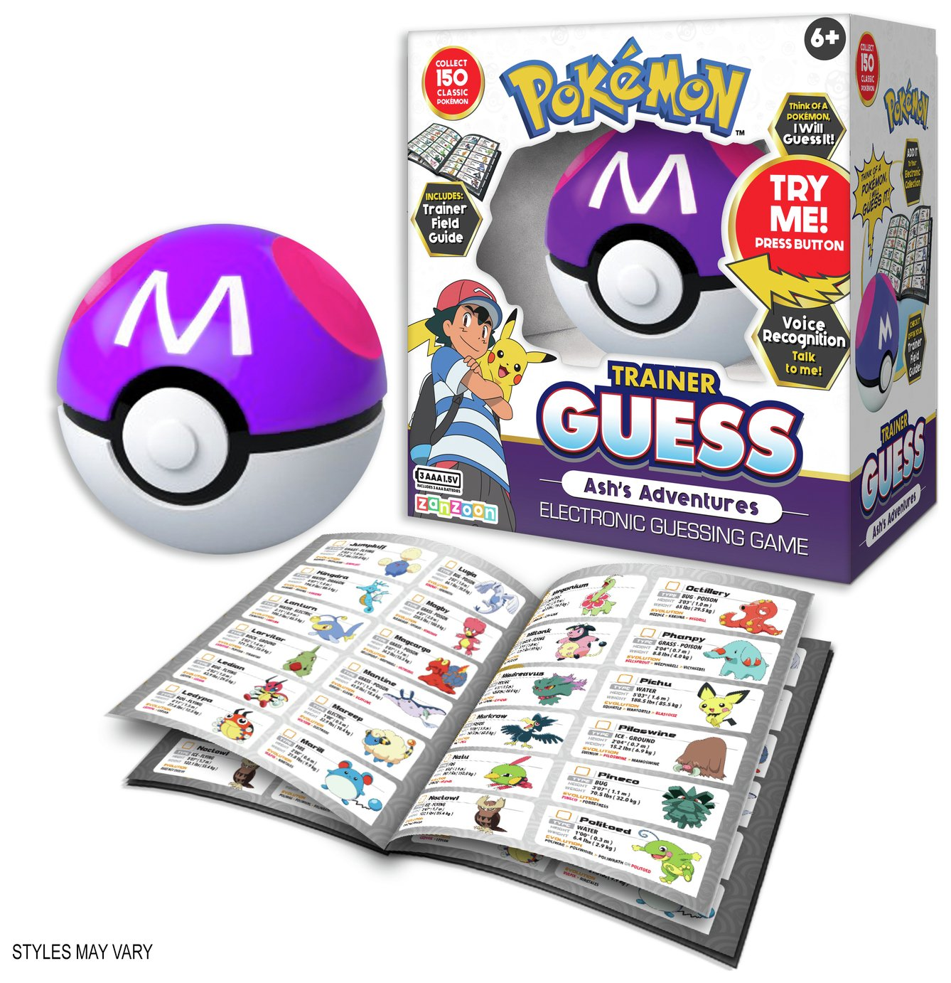 Pokemon Guess from Pokemon