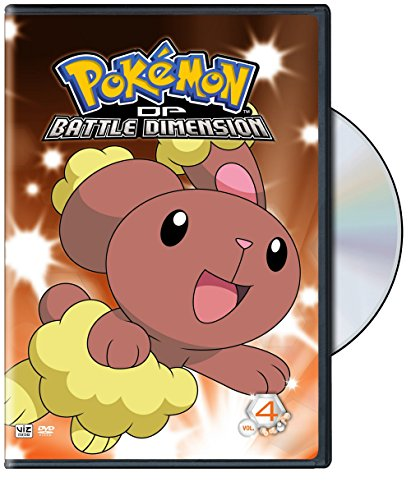 Pokemon: Diamond & Pearl Battle Dimension 4 [DVD] [2009] [Region 1] [US Import] [NTSC] from WARNER HOME VIDEO