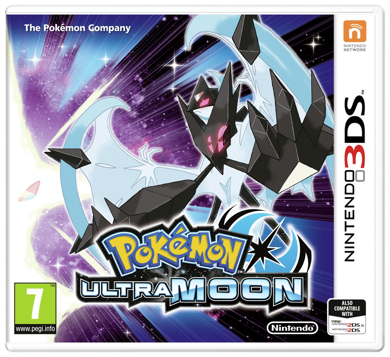 Pokemon: Ultra Moon Nintendo 3DS Game from Pokemon