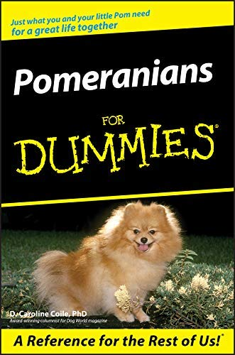 Pomeranians For Dummies from For Dummies