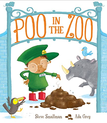 Poo in the Zoo from Little Tiger Press