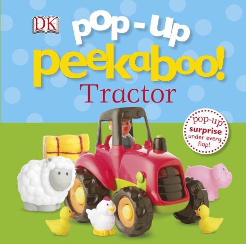 Pop-Up Peekaboo! Tractor from Dorling Kindersley Ltd