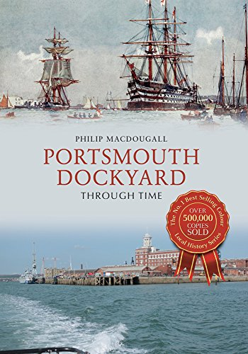Portsmouth Dockyard Through Time from Amberley Publishing