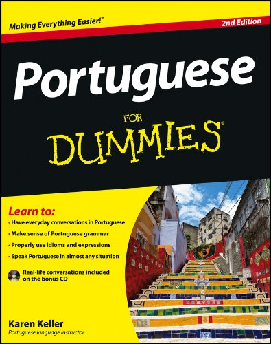 Portuguese For Dummies from For Dummies