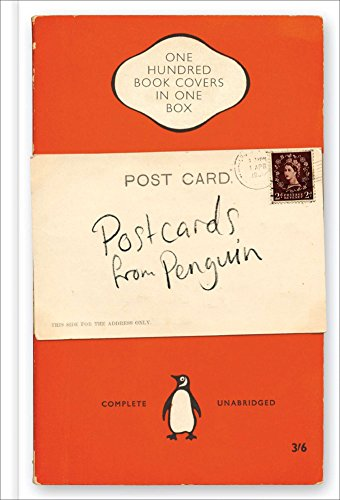 Postcards From Penguin: 100 Book Jackets in One Box from V&A