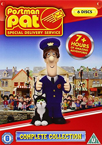 Postman Pat SDS  - Complete Collection [DVD] from Universal Pictures