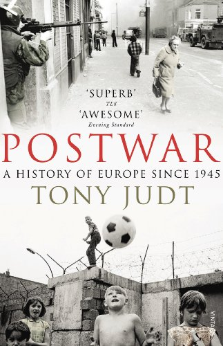 Postwar: A History of Europe Since 1945 from Vintage