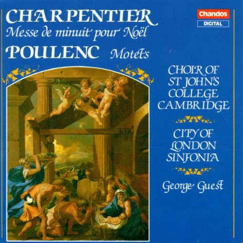 Poulenc/Charpentier: Sacred Choral Works from Chandos