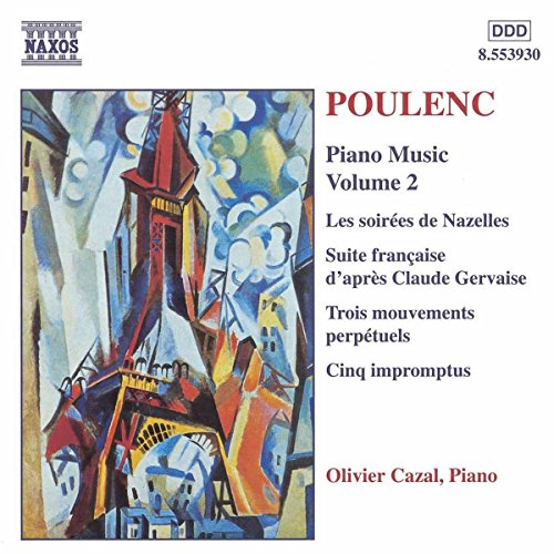 Poulenc - Piano Works, Vol 2