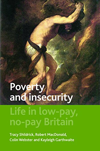 Poverty and insecurity: Life in Low-Pay, No-Pay Britain (Studies in Poverty, Inequality and Social Exclusion series) from Policy Press