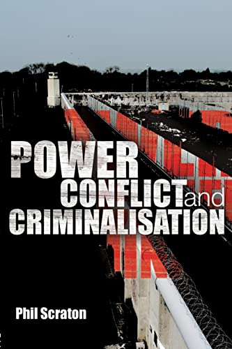 Power, Conflict and Criminalisation from Routledge