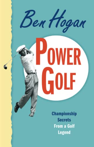 Power Golf from Gallery Books