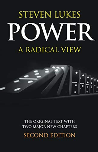 Power: A Radical View from Palgrave Macmillan