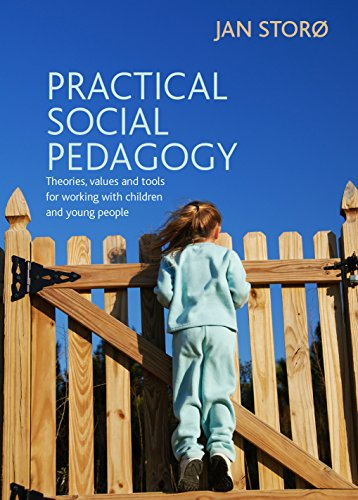 Practical social pedagogy from Policy Press