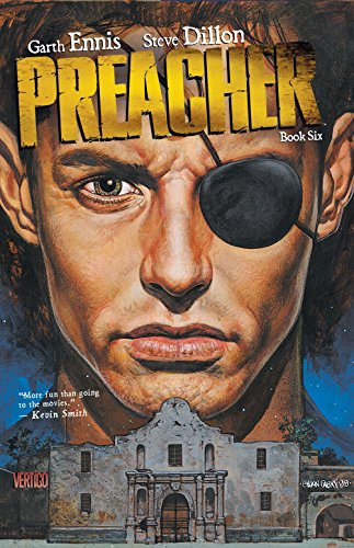 Preacher Book 6 TP: 06 (Preacher (DC Comics)) from Vertigo