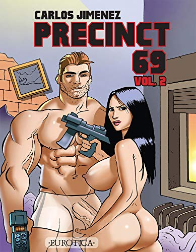 Precinct 69, Volume 2 from Nantier Beall Minoustchine Publishing