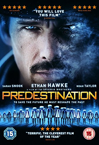 Predestination [DVD] (2014) from Signature Entertainment