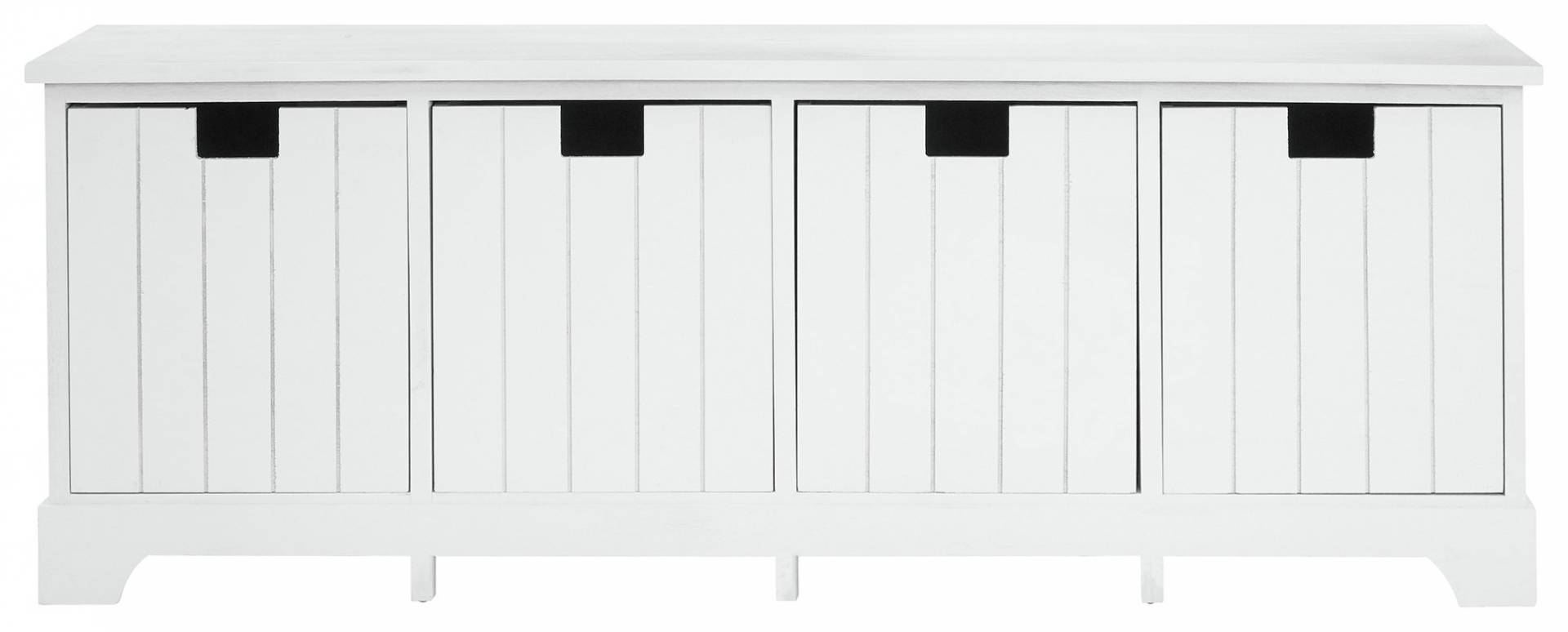 Premier Housewares New England Bench Drawer Unit - White. at Argos from Premier housewares