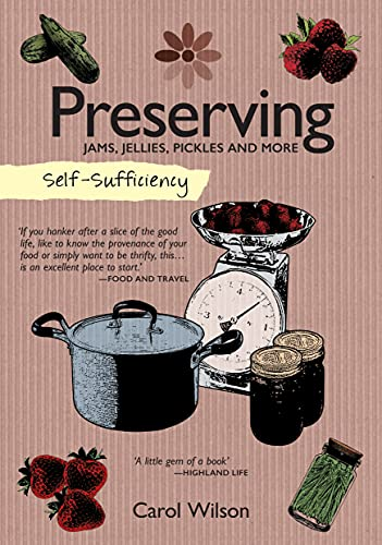 Preserving (Self Sufficiency) from IMM Lifestyle Books