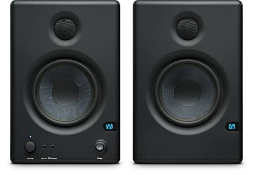 PreSonus Eris E4.5 4.5-inch, 2-way, High-Definition Active Studio Monitors (Pair) from PreSonus